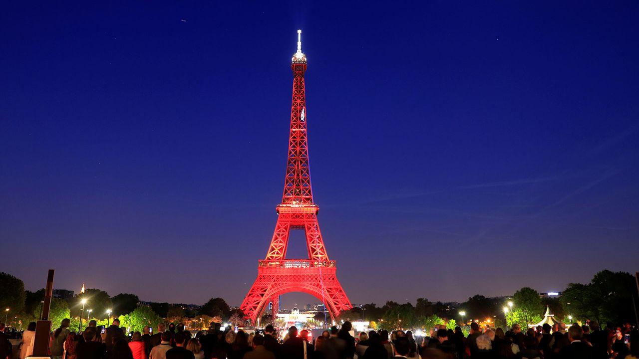 Llas 10 mejores imitaciones de la Torre Eiffel