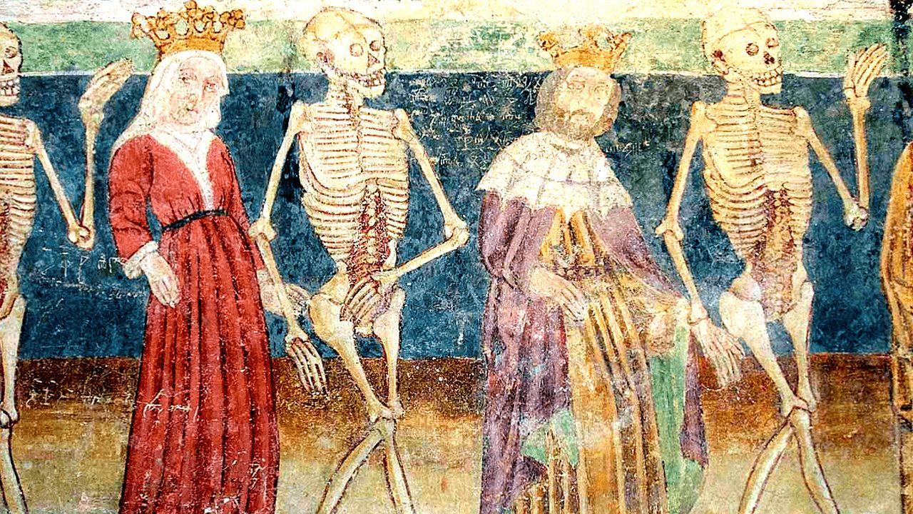 Las 10 muertes más inusuales de la edad media