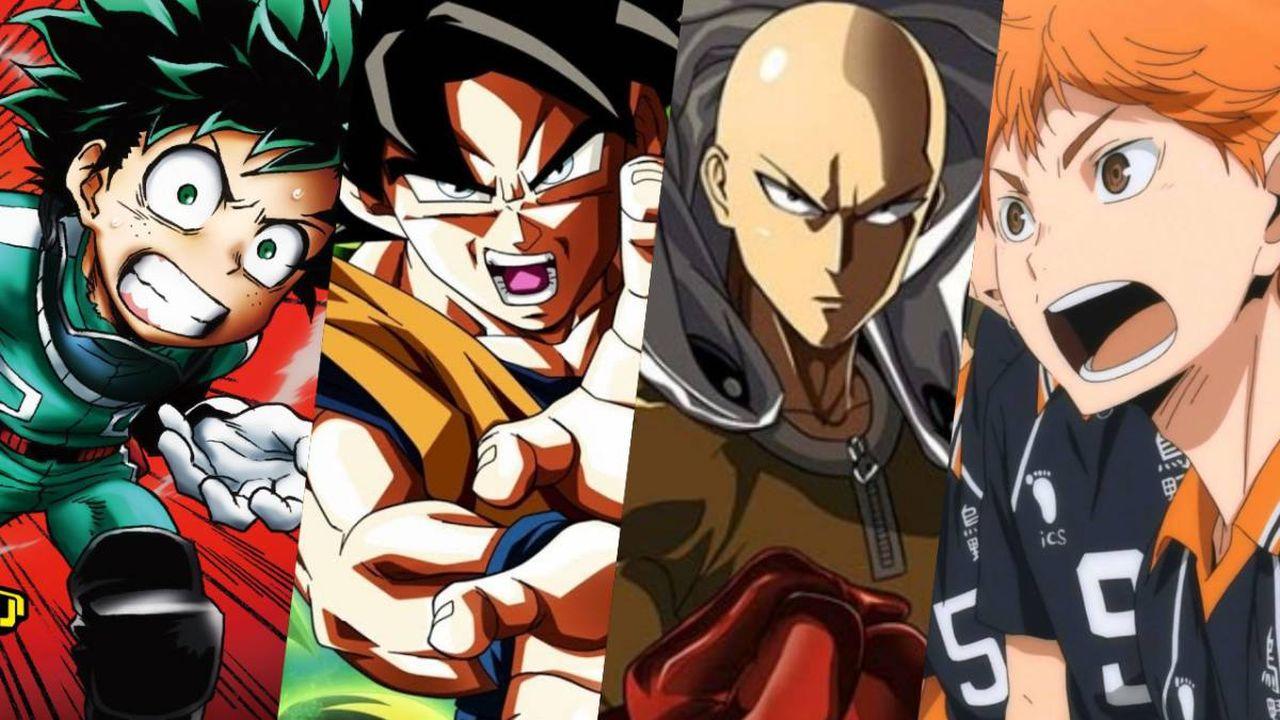 10 de las series de anime más raras jamás hechas