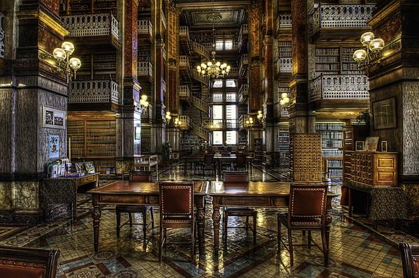 30 Bibliotecas con una arquitectura impresionante - 10