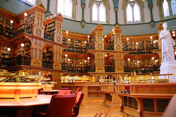 30 Bibliotecas con una arquitectura impresionante - 11