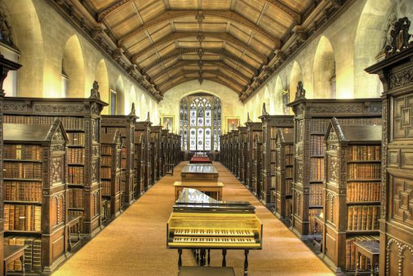 30 Bibliotecas con una arquitectura impresionante - 12