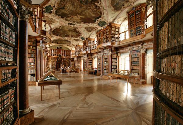 30 Bibliotecas con una arquitectura impresionante - 13