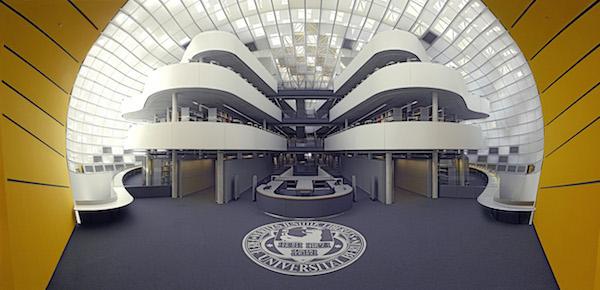 30 Bibliotecas con una arquitectura impresionante - 16