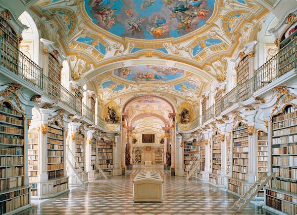 30 Bibliotecas con una arquitectura impresionante - 17