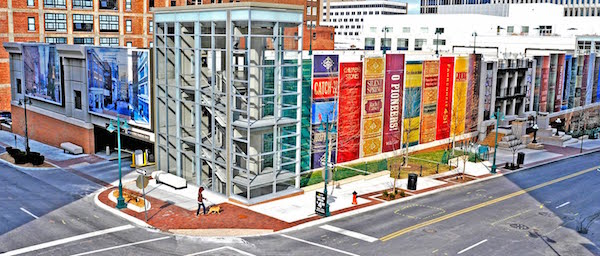 30 Bibliotecas con una arquitectura impresionante - 19