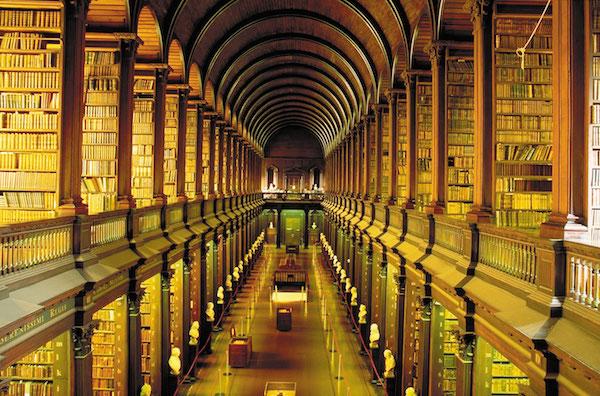 30 Bibliotecas con una arquitectura impresionante - 2