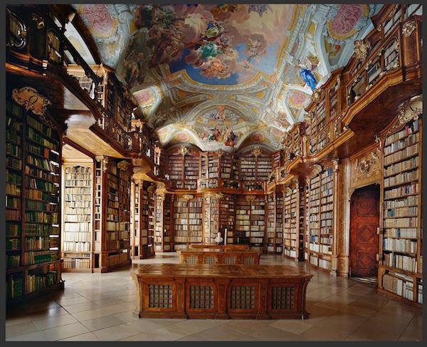 30 Bibliotecas con una arquitectura impresionante - 20