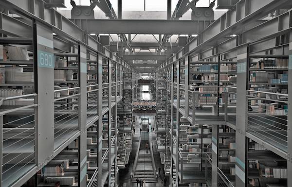 30 Bibliotecas con una arquitectura impresionante - 21