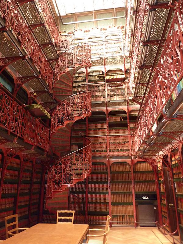 30 Bibliotecas con una arquitectura impresionante - 27