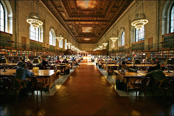 30 Bibliotecas con una arquitectura impresionante - 29