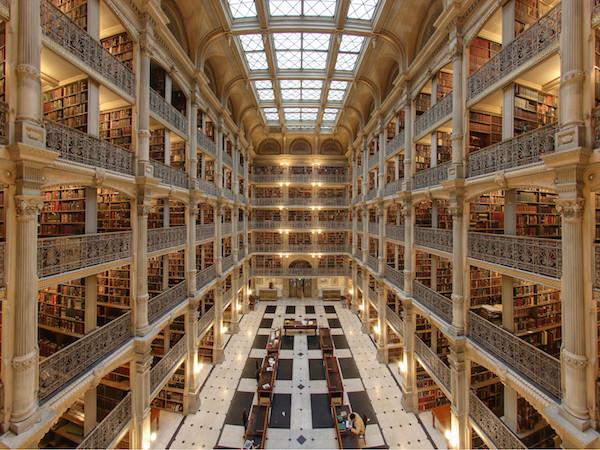 30 Bibliotecas con una Arquitectura Impresionante - 3