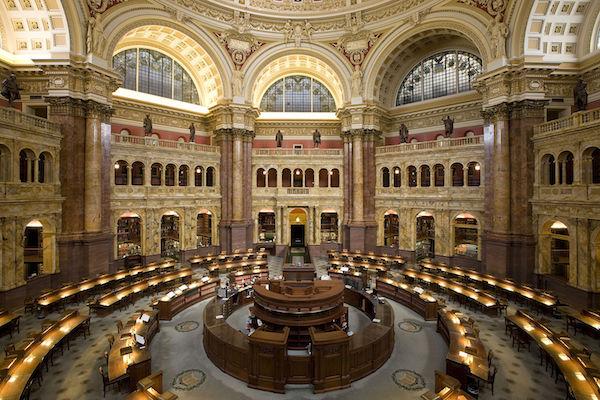 30 Bibliotecas con una arquitectura impresionante - 30