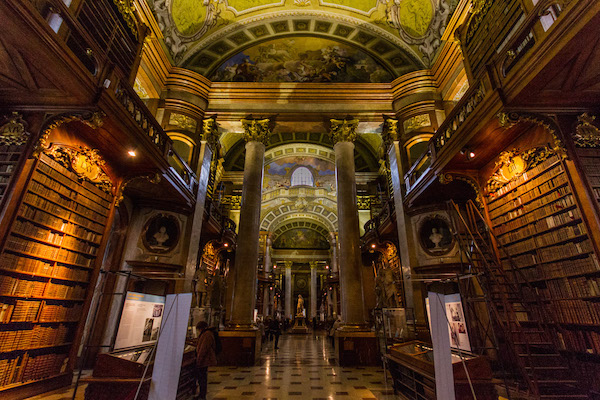 30 Bibliotecas con una arquitectura impresionante - 6