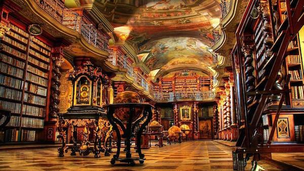 30 Bibliotecas con una arquitectura impresionante - 8