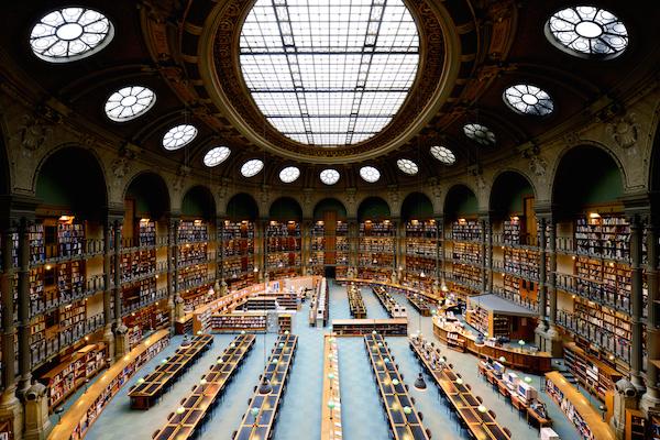 30 Bibliotecas con una arquitectura impresionante - 9
