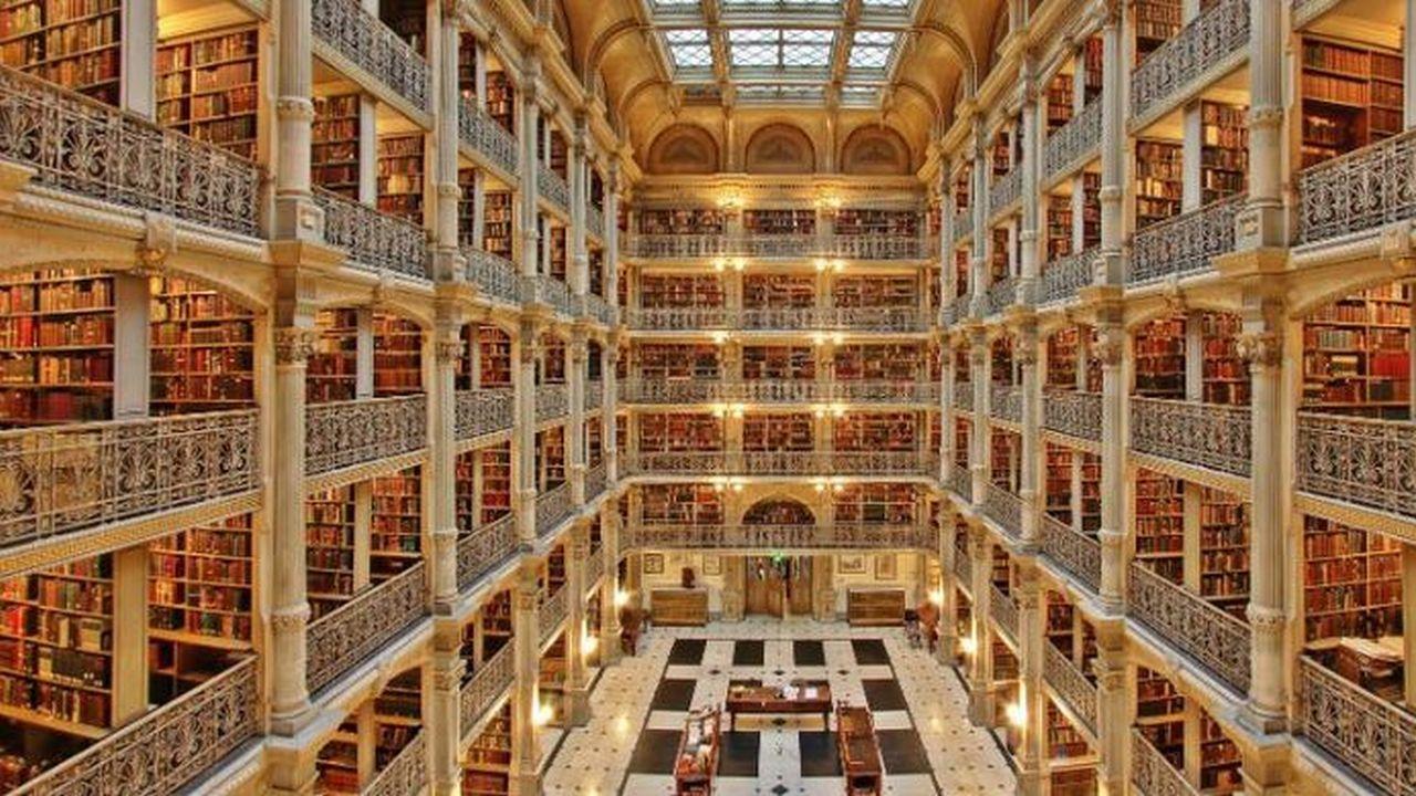 30 bibliotecas con una arquitectura impresionante