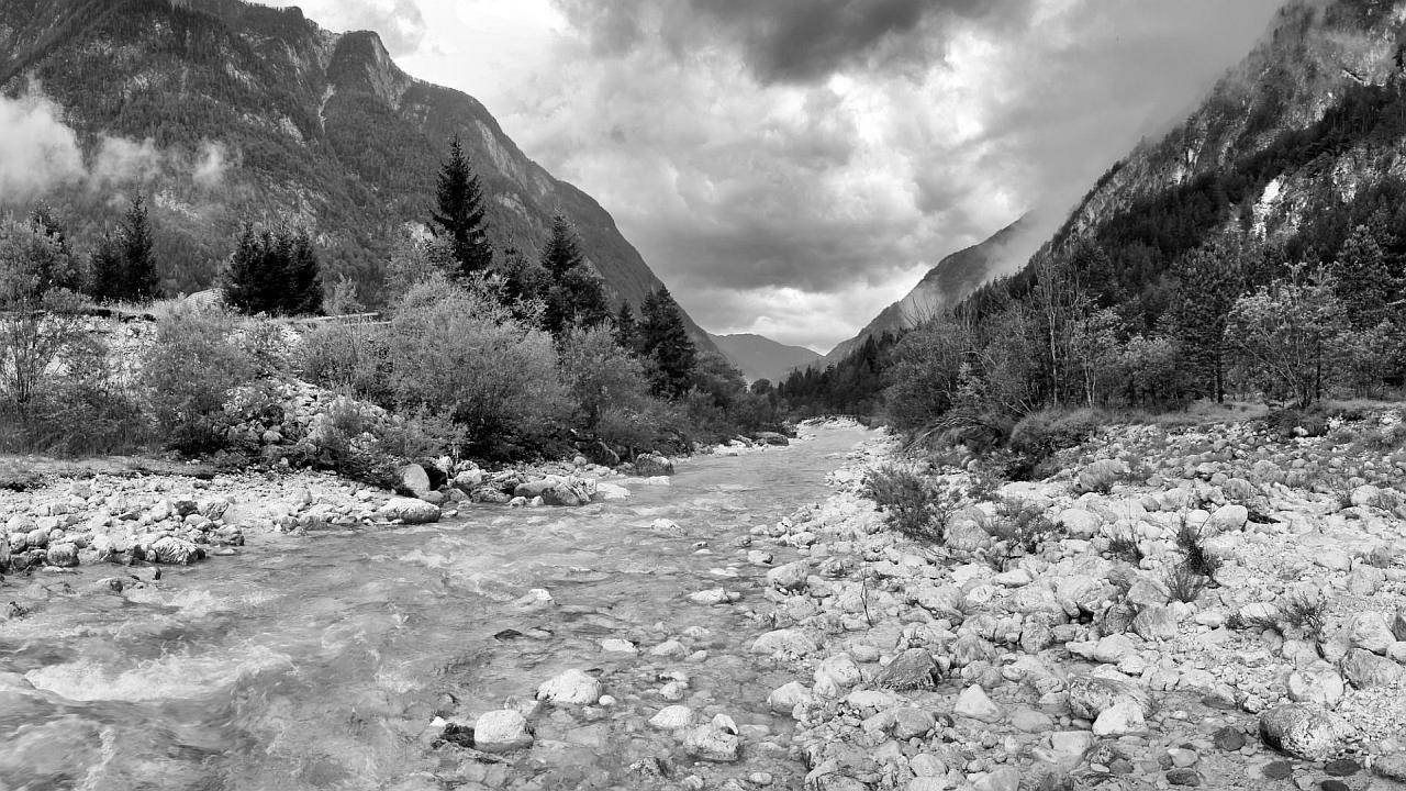 Deja que el rio corra