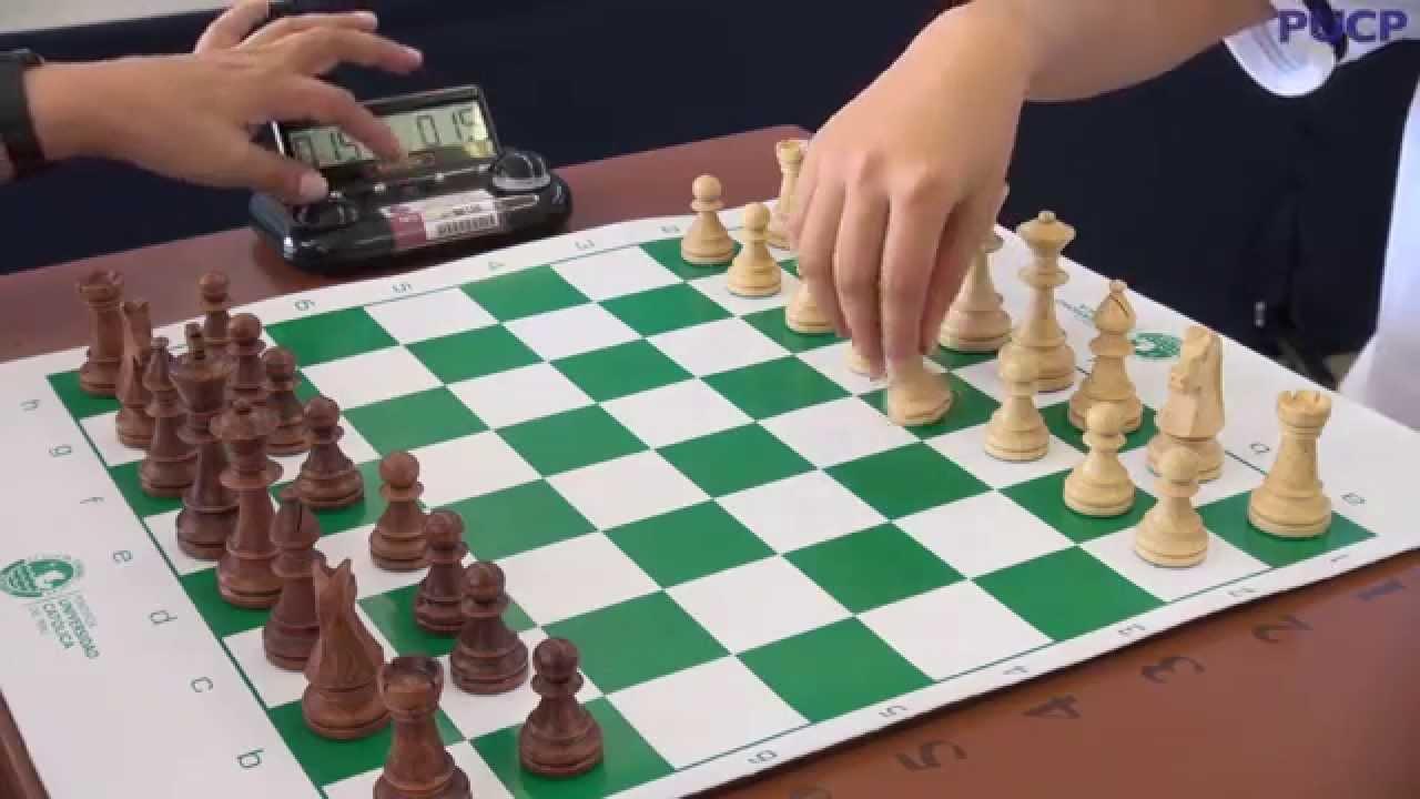 La muerte y el ajedrez por la vida