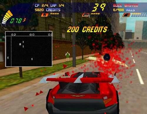 vemos  un imagen de un vídeo juego