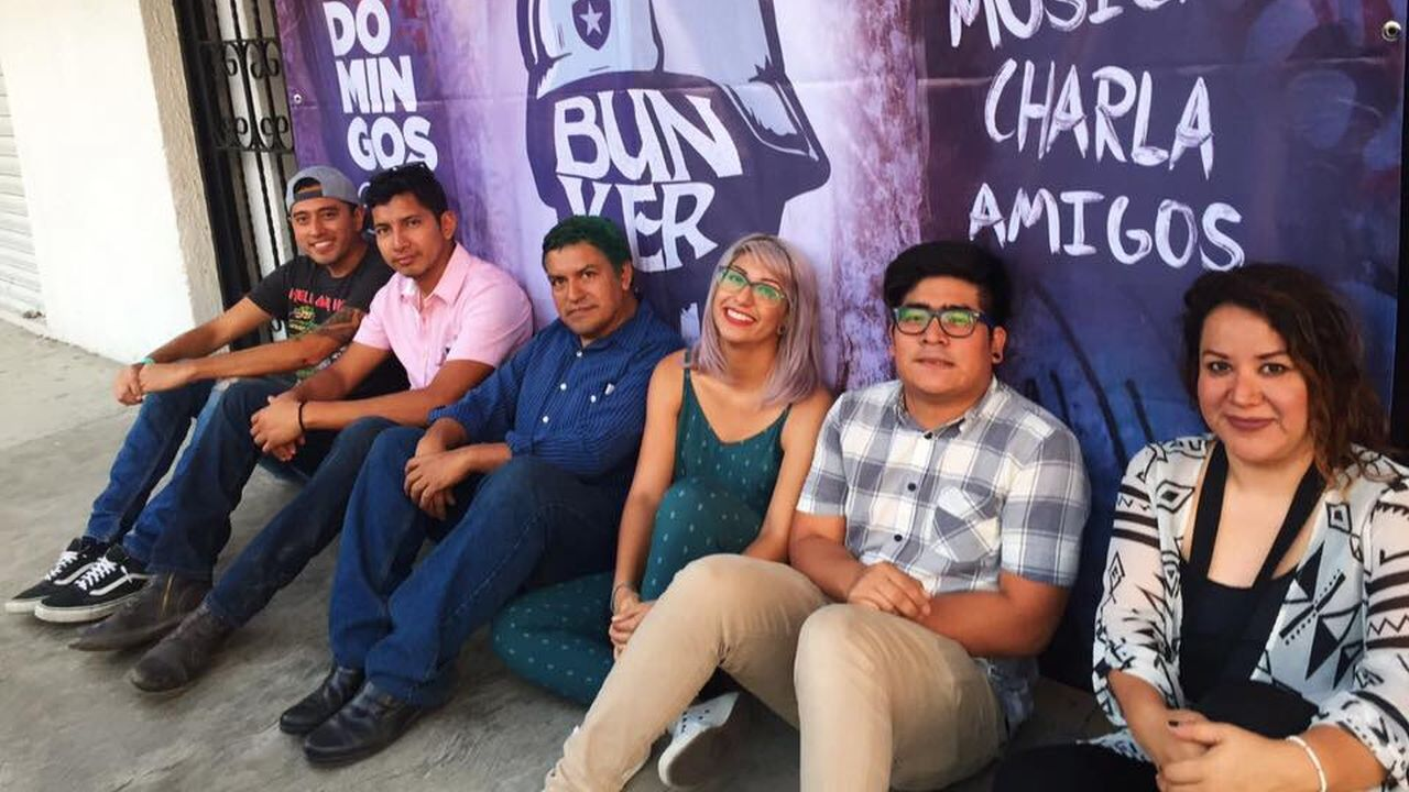 Entrevista a Adrián Rodríguez de Proyecto Bunker