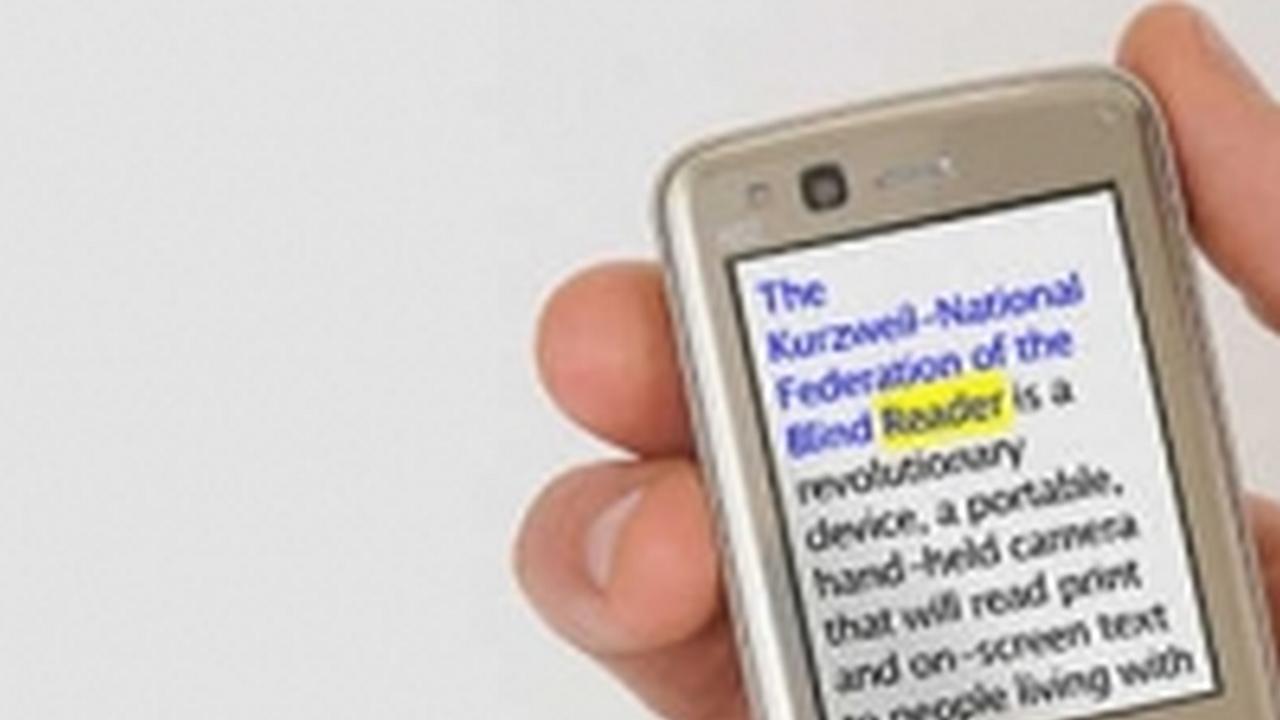 Ahora los Invidentes pueden ver gracias a la tecnología