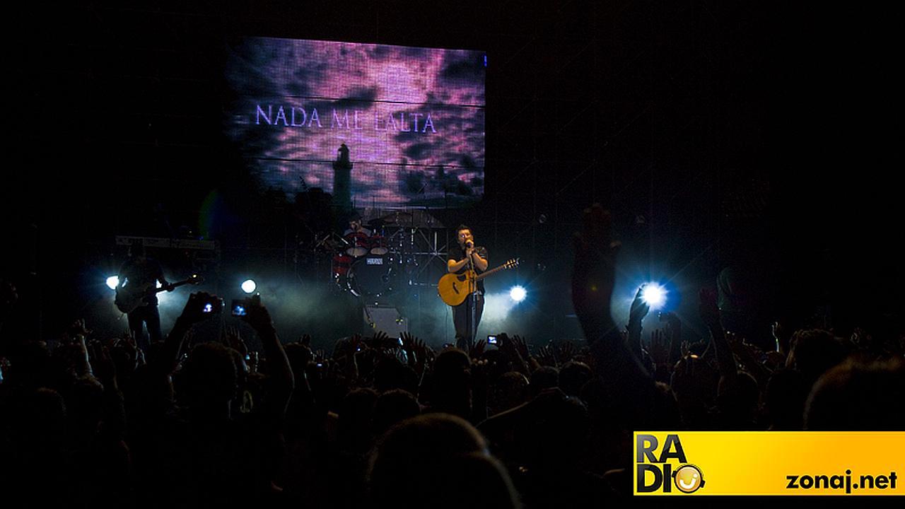 Alex Campos - Tour Te Puedo Sentir 2010