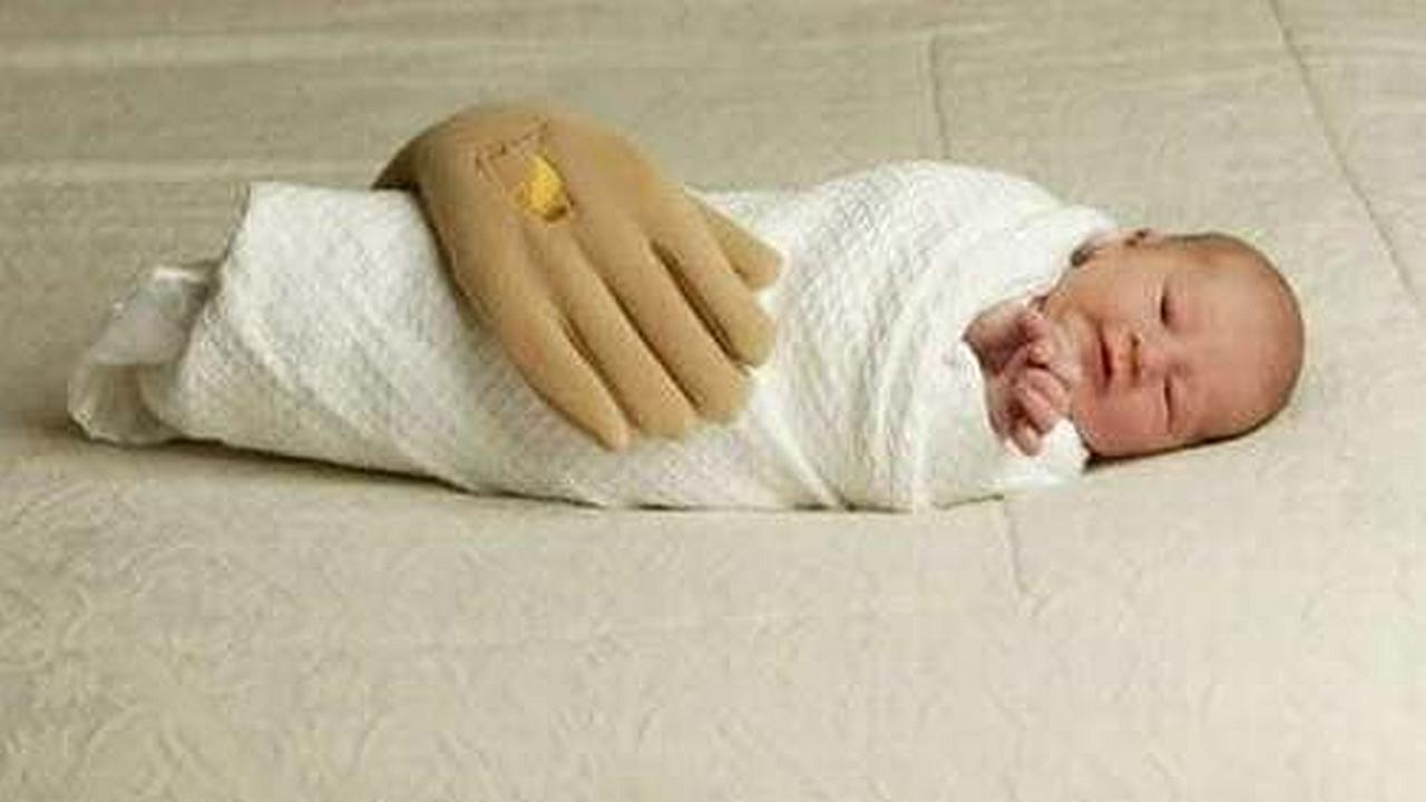 Almohadas para bebés prematuros abrazo de mamá