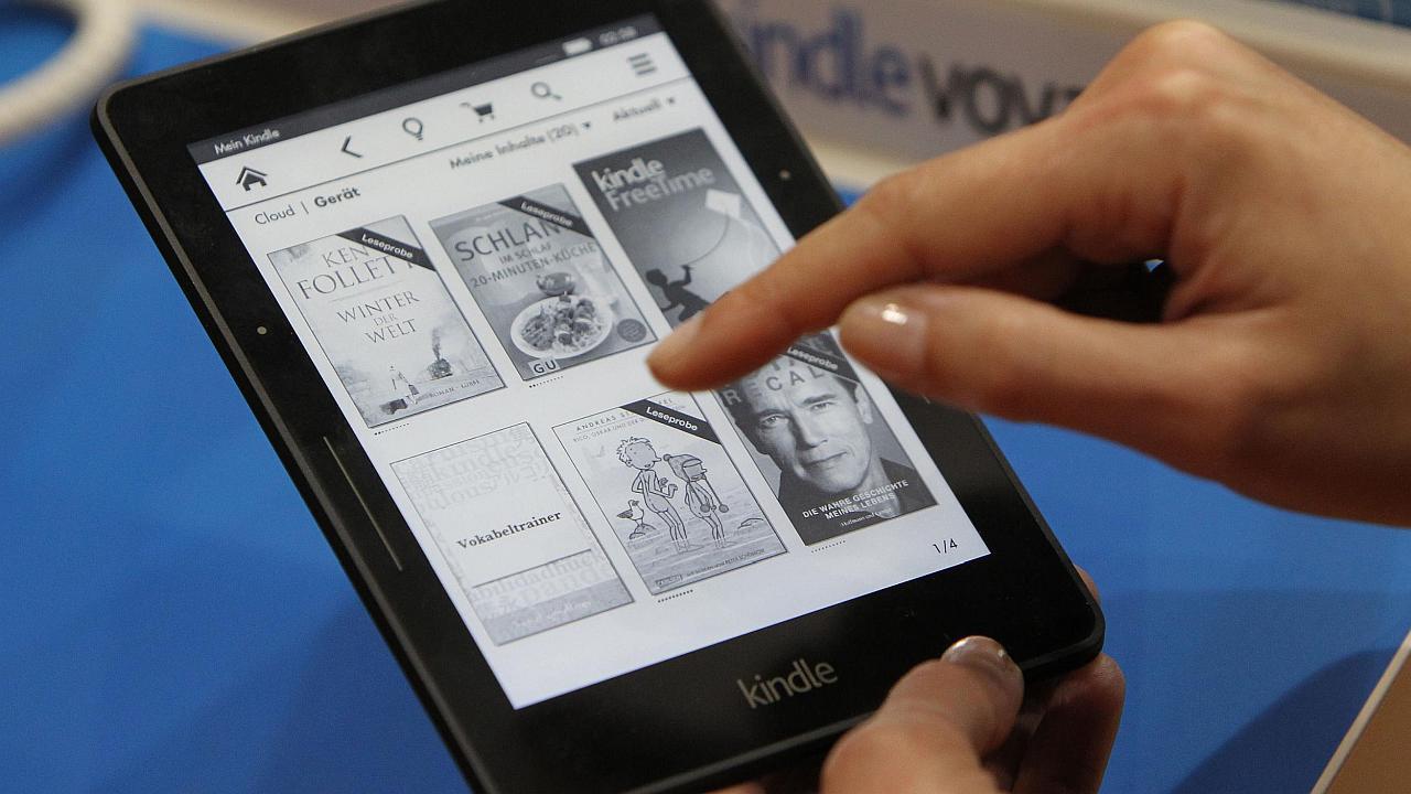 Amazon, Sony y Google impulsan libros electrónicos