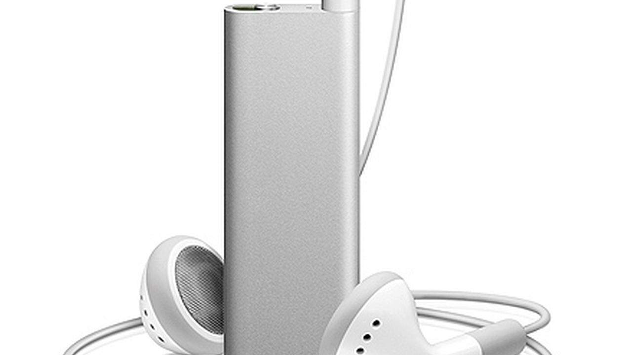 Apple lanza un iPod que pronuncia el nombre de las canciones