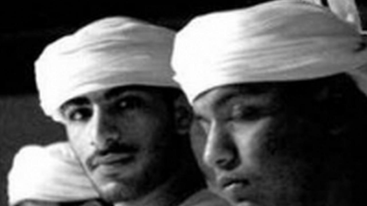 Arabia: Los coquetos sin cabello