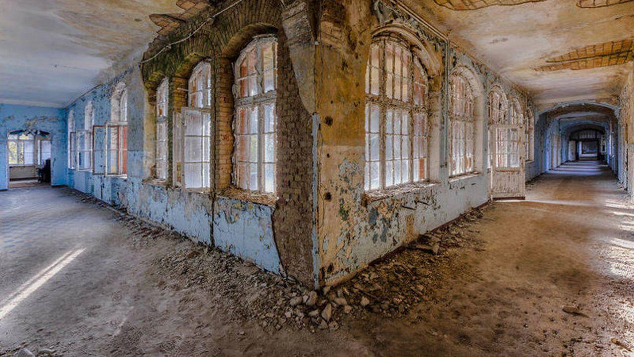 27 Imágenes sobre Arquitectura Abandonada