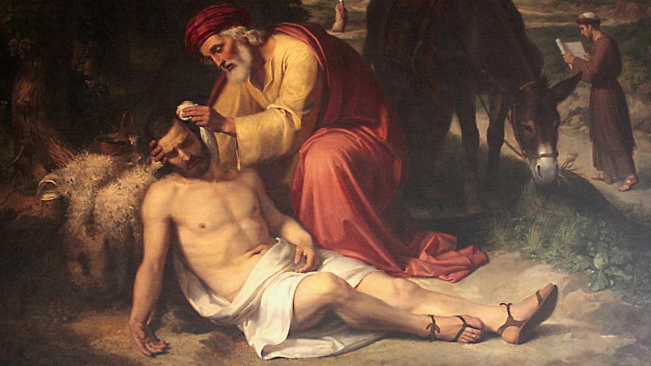 Buen Samaritano