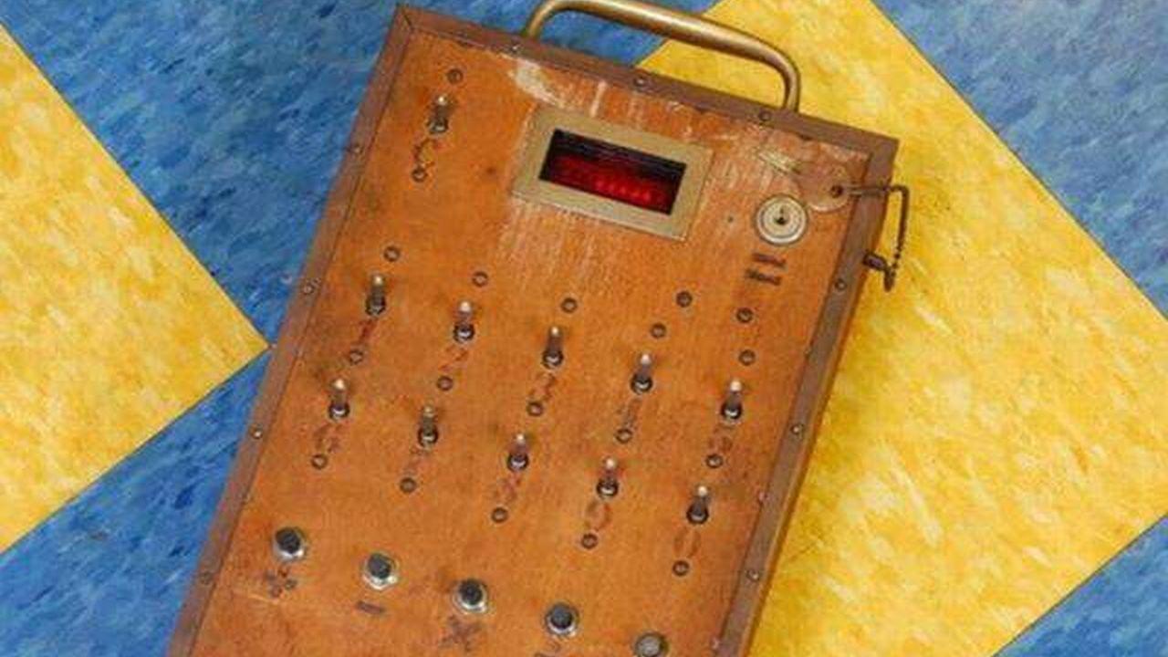 Calculadoras del pasado