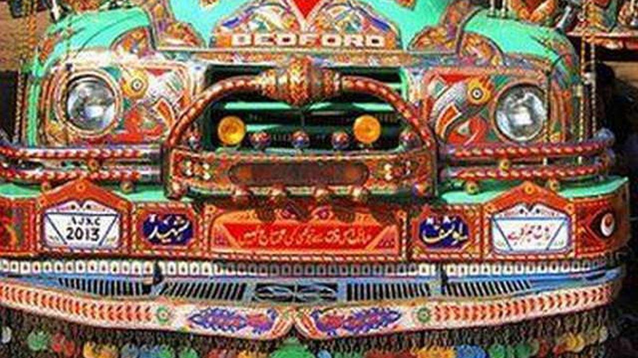 Camiones increíbles pero verdaderos