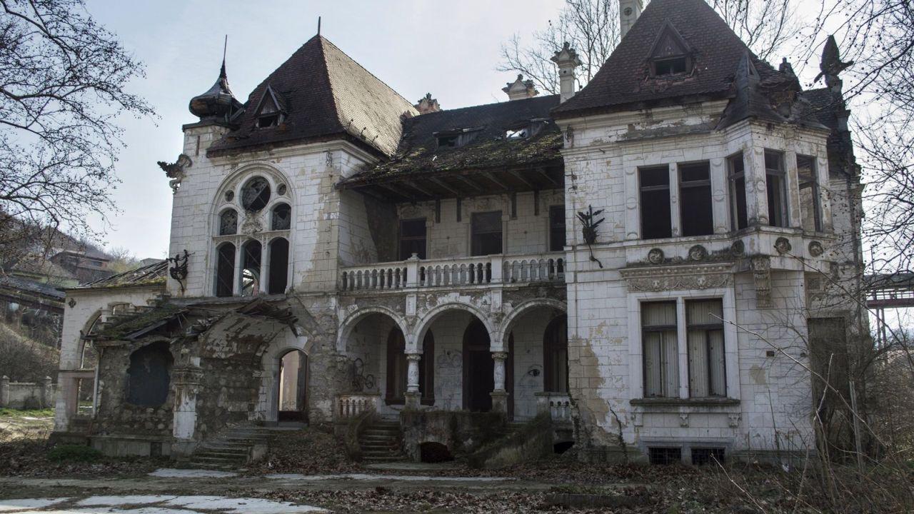 Las casas del infierno