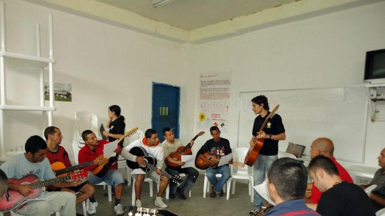Comenzaron las Escuelas de Arte ZONAJ en Calarcá