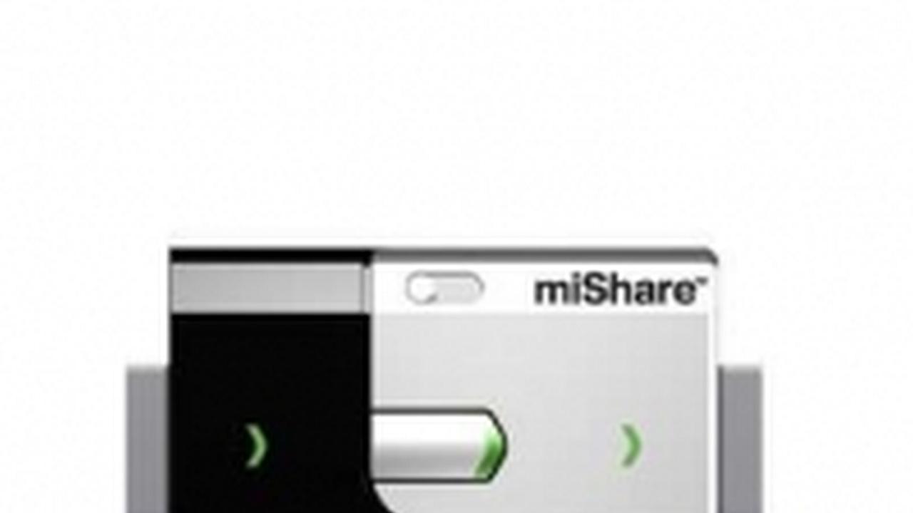 Comparta su música entre 2 iPods usando el mShare