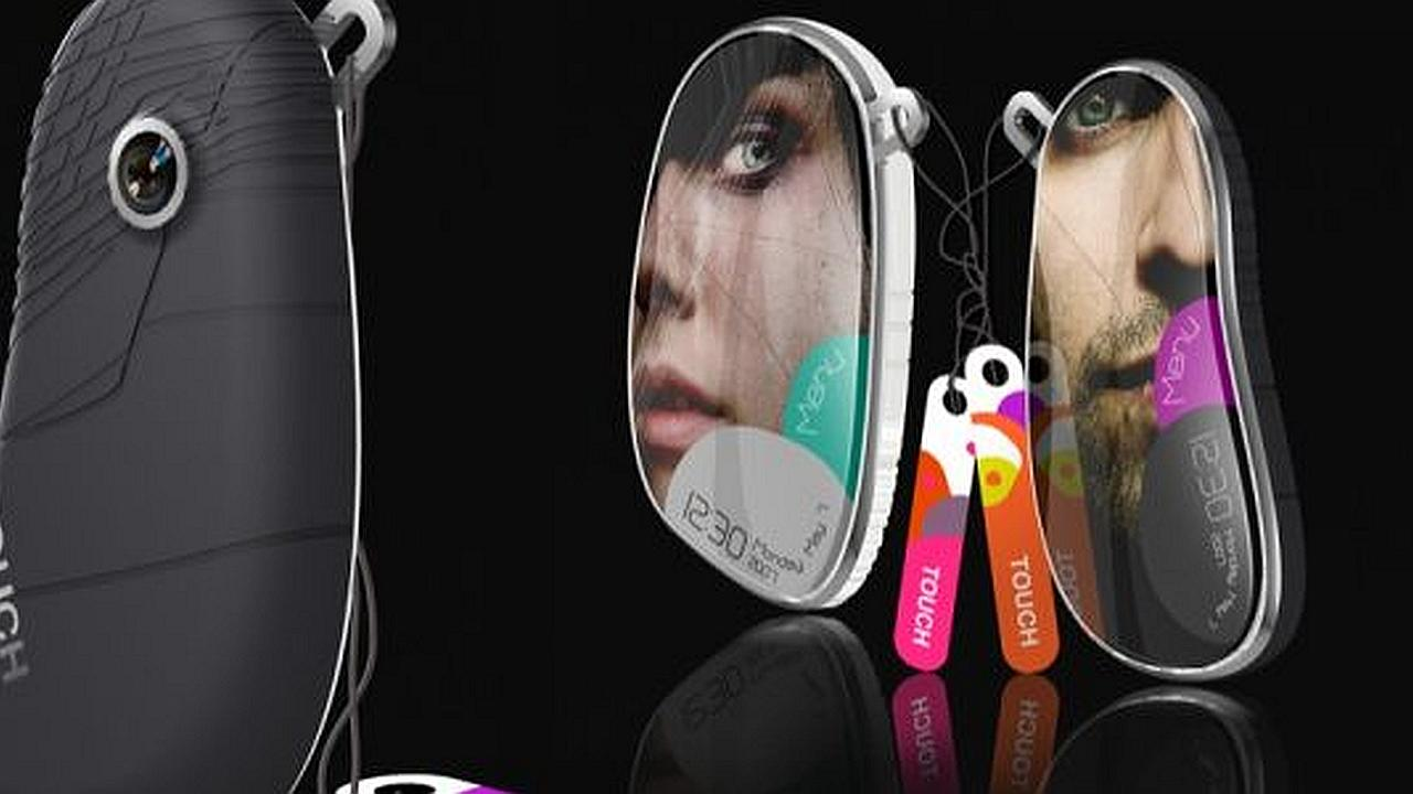 Conceptos Nokia para el 2012