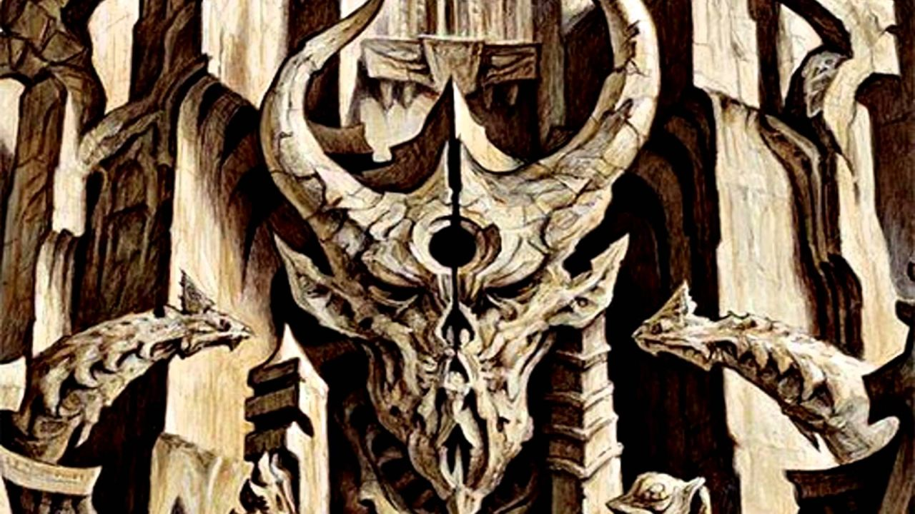 Demon Hunter - The World Is A Thorn