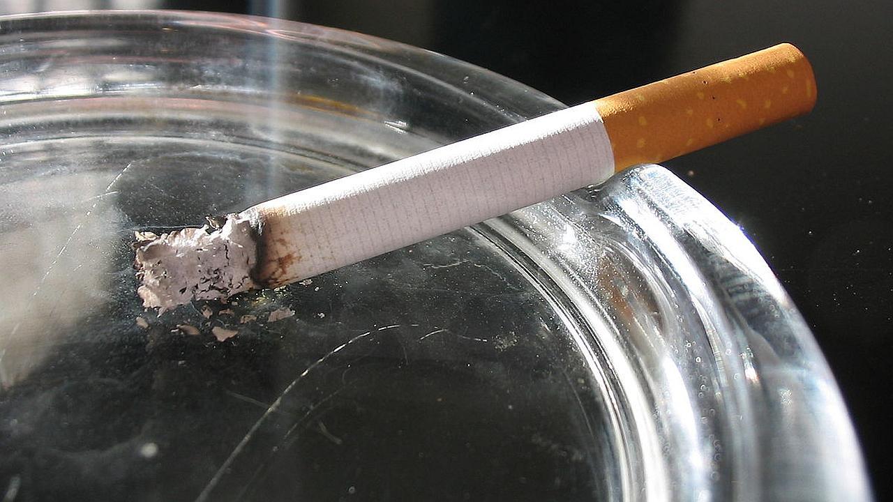 El cigarrillo, una forma facil de suicidarse lentamente