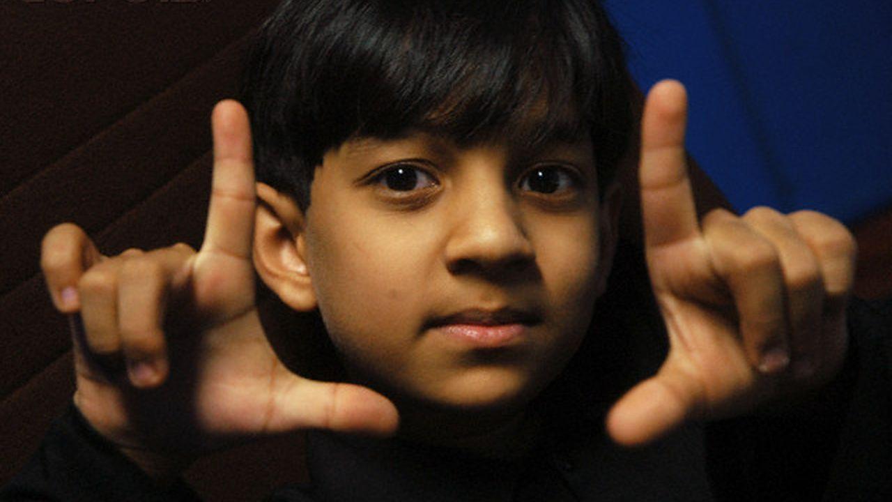 El director de cine más joven del mundo