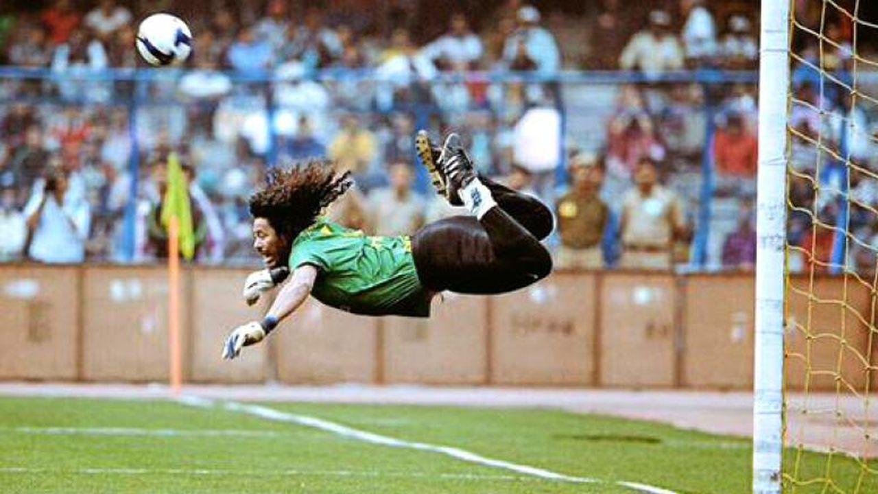 El escorpión: la mejor jugada de fútbol de la historia