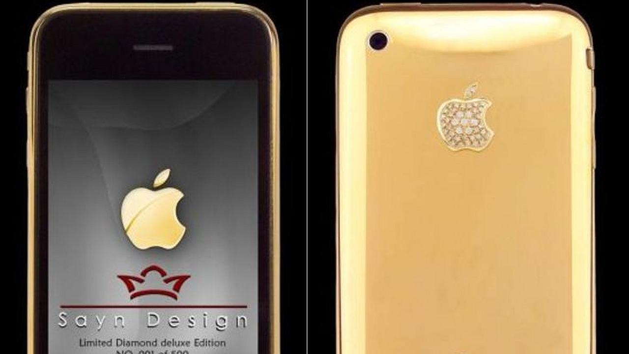 El iPhone más costoso del mundo