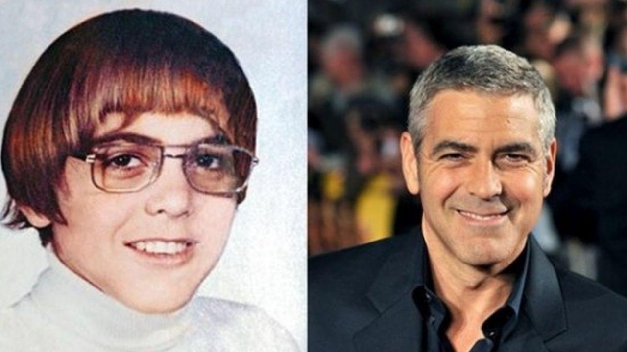 El paso del tiempo en famosas celebridades