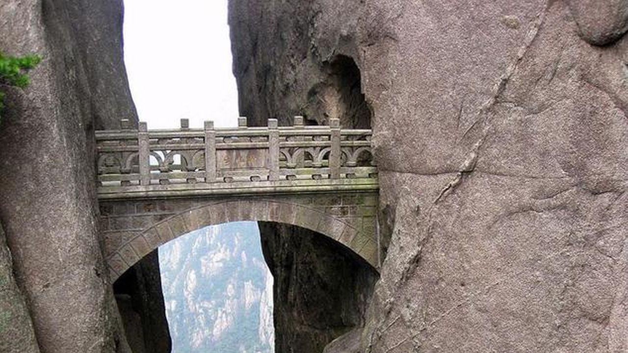 El puente más espectacular del mundo