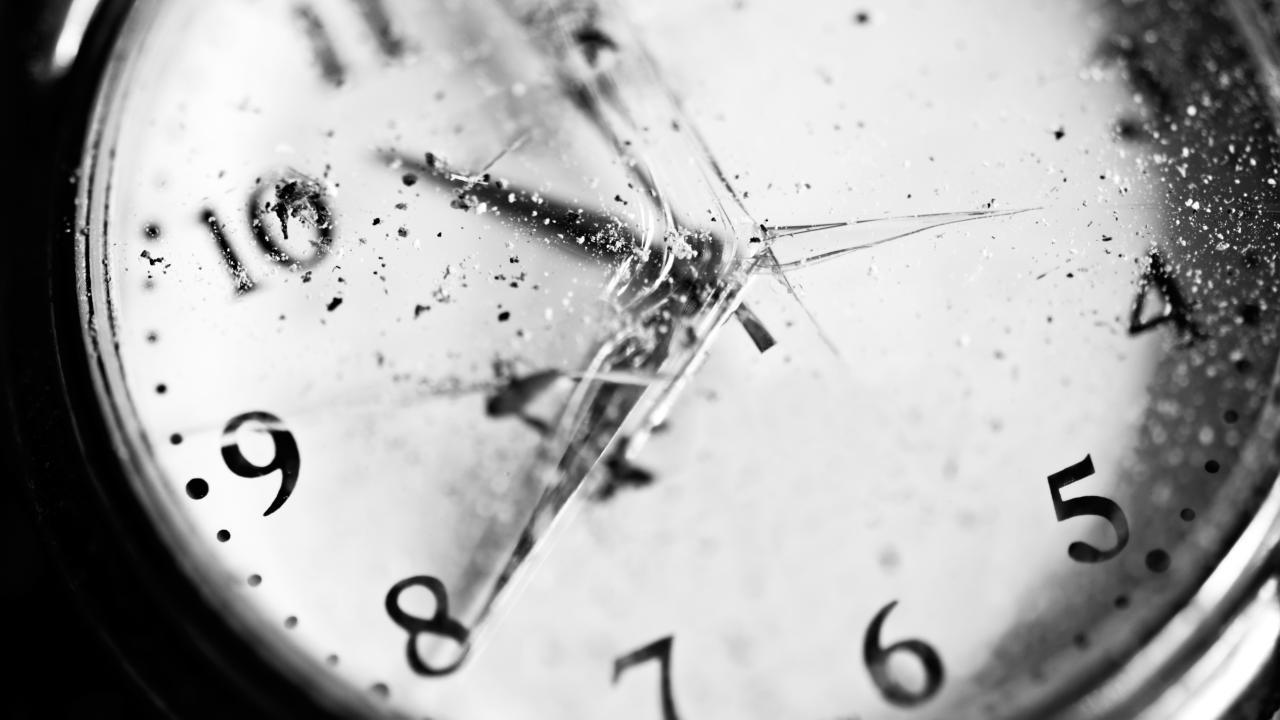 El reloj de la muerte
