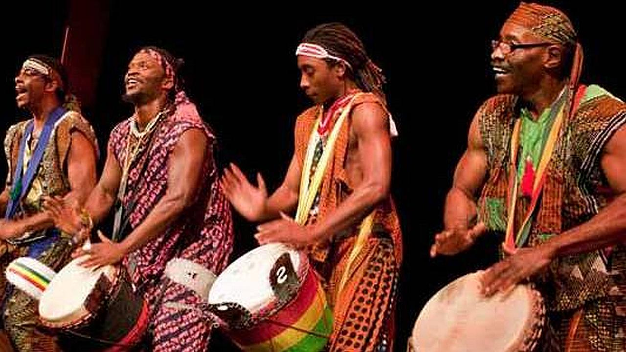 El rock cristiano y el mito del África