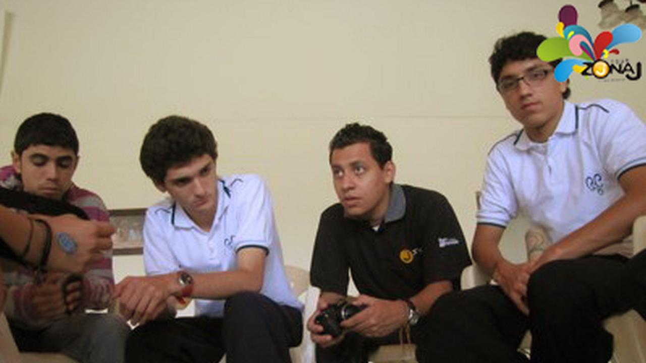 El Tour Zonaj en el Colegio Shalom