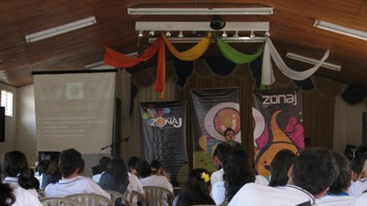 El Tour Zonaj en el Jorge Isaacs